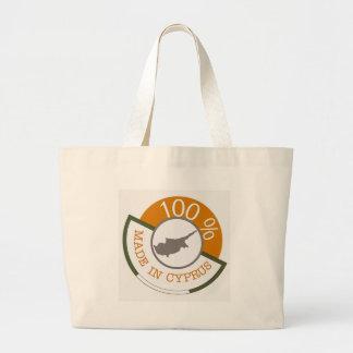 Chypriote de 100% ! grand sac