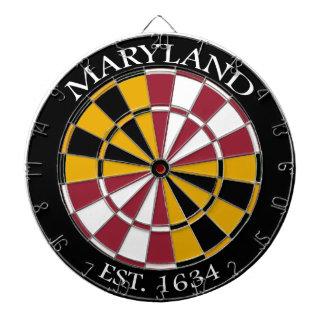 Cible de drapeau du Maryland Jeu De Fléchettes