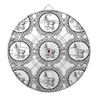Cible De Fléchettes Abondance de Pronghorn