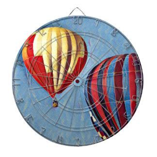 Cible De Fléchettes Ballons colorés