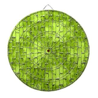 Cible De Fléchettes Briques vertes iridescentes
