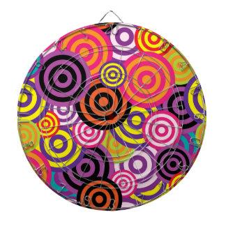 Cible De Fléchettes Cercles concentriques #2