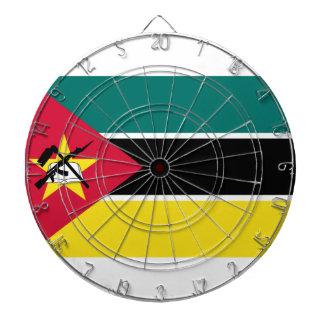 Cible De Fléchettes Coût bas ! Drapeau de la Mozambique