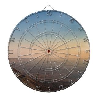Cible De Fléchettes Cratère de Mizpe Ramon, Israël