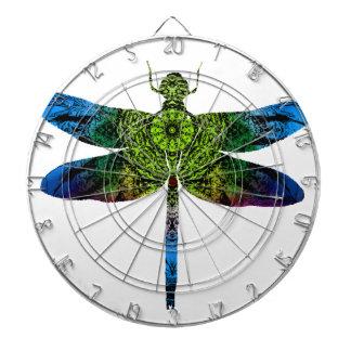 Cible De Fléchettes dragonflyk52017