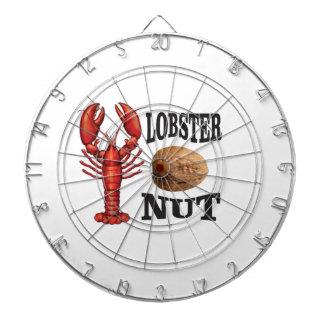 Cible De Fléchettes écrou de homard
