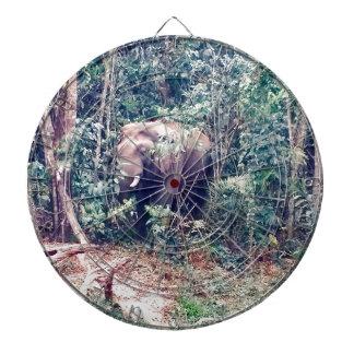Cible De Fléchettes Éléphant en Thaïlande