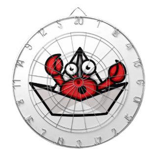 Cible De Fléchettes Ermite de crabe