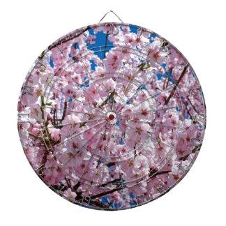 Cible De Fléchettes Fleur japonaise de cerise