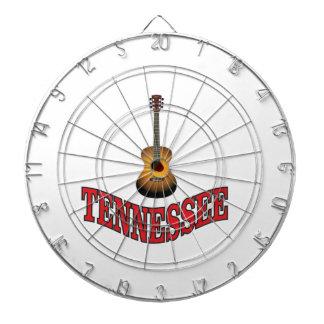 Cible De Fléchettes Guitare du Tennessee