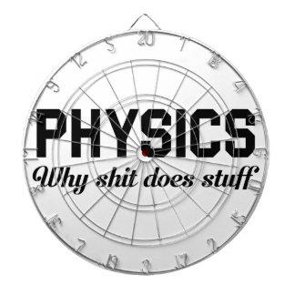 Cible De Fléchettes La physique bourre