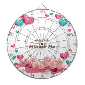 Cible De Fléchettes Minnie je