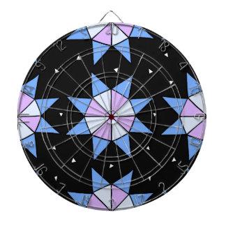 Cible De Fléchettes Molettes géodésiques