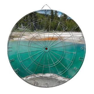 Cible De Fléchettes Parc national de Hot Springs