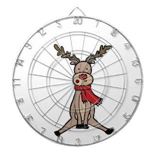Cible De Fléchettes RENNE MIGNON, Rudolph