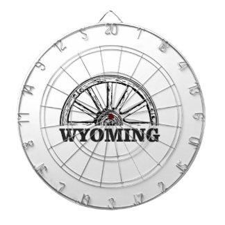 Cible De Fléchettes roue du Wyoming
