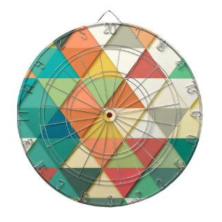 Cible De Fléchettes Triangle géométrique