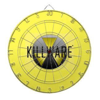 Cible de KillWare Cibles De Fléchettes