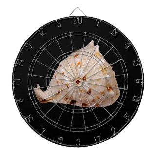 Cible de Shell de conque Jeu De Fléchettes