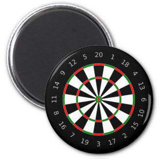 Cible de Targetboard de dard Aimant