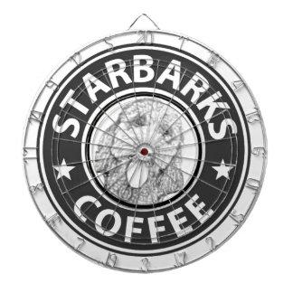 Cibles De Fléchettes chien Starbucks