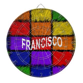 CIBLES DE FLÉCHETTES FRANCISCO