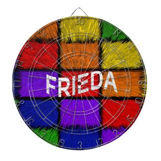 CIBLES DE FLÉCHETTES FRIEDA