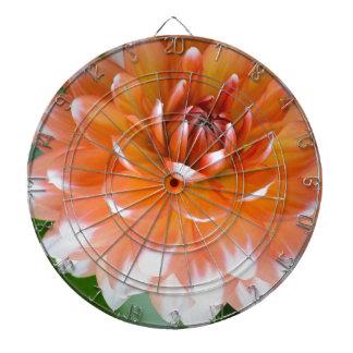 Cibles De Fléchettes Gloire orange et blanche