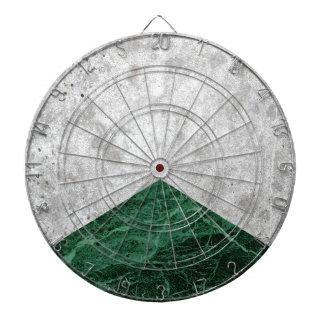 Cibles De Fléchettes Granit concret #412 de vert de flèche
