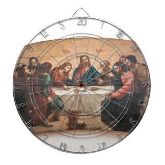Cibles De Fléchettes Icône orthodoxe sainte Jésus Pâques de Noël