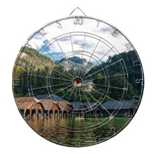 Cibles De Fléchettes Konigssee, lac des rois. L'Allemagne