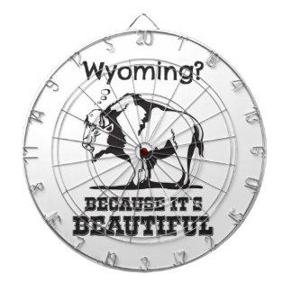 Cibles De Fléchettes Le Wyoming ? Puisqu'il est beau