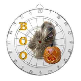 Cibles De Fléchettes L'Otterhound Halloween HUENT