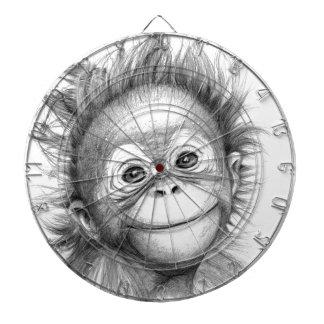 Cibles De Fléchettes Monkey - Baby Orang outan 2016 G-121