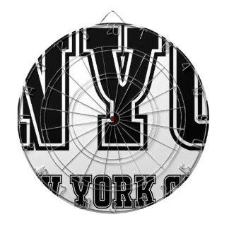 Cibles De Fléchettes NYC New York City