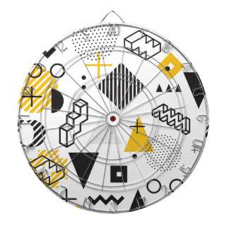 Cibles De Fléchettes Pattern-10 géométrique
