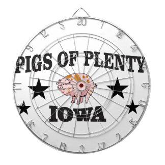 Cibles De Fléchettes pp Iowa