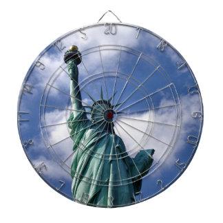 Cibles De Fléchettes Statue de la liberté New York City