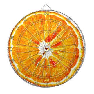 Cibles De Fléchettes Tranche orange