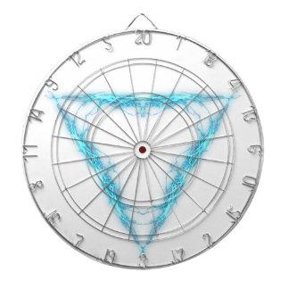Cibles De Fléchettes Triangle légère