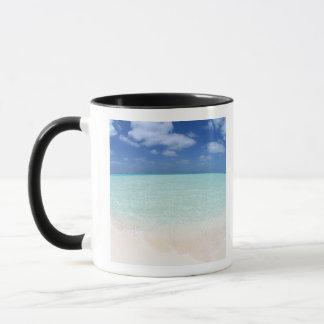 Ciel bleu et mer 12 mug