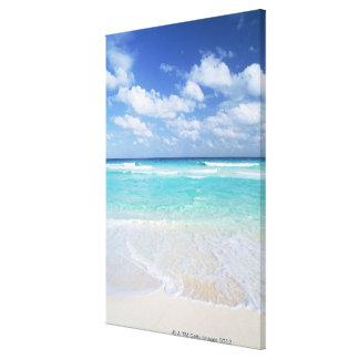 Ciel bleu et mer 15 toiles