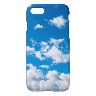 Ciel bleu lumineux coque iPhone 7