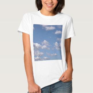 ciel bleu t-shirt