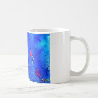 Ciel de cerf-volant mug