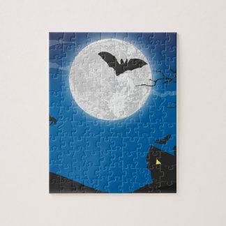 Ciel de clair de lune puzzle