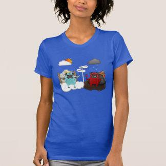 Ciel de Puggy/enfer de Puggy T-shirt