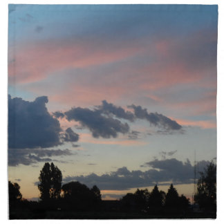 Ciel du Colorado Serviettes De Table