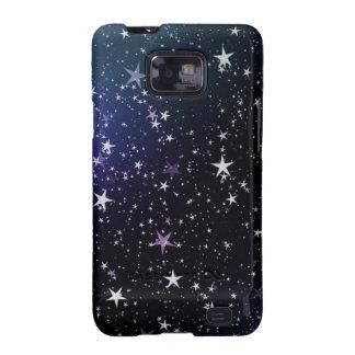 Ciel étoilé coque samsung galaxy s2