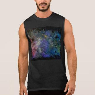 Ciel étoilé cosmique - Orion ou cosmos de manière T-shirt Sans Manches